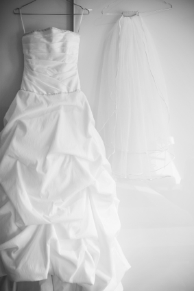 Wedding Dress Preservation and Cleaning